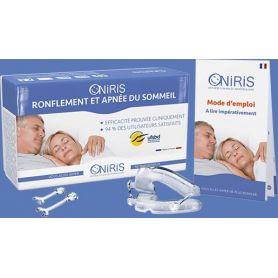 Oniris orthèse d'avancée mandibulaire